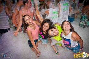Foam Party July 2015